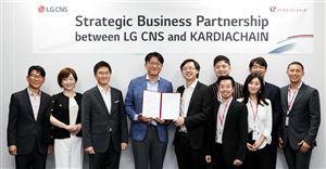 Startup Việt KardiaChain đồng hành cùng tập đoàn LG CNS phát triển blockchain
