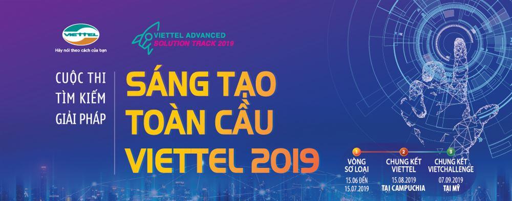 Khởi Động Cuộc Thi Viettel Advanced Solution Track x VietChallenge 2019