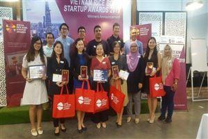 12 startup Việt Nam mang công nghệ mới nổi đi thi tại Malaysia