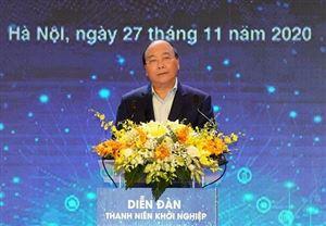 Chính phủ sẽ tạo môi trường khởi nghiệp đổi mới sáng tạo thuận lợi nhất
