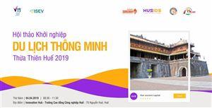Hội thảo khởi nghiệp du lịch thông minh tỉnh Thừa Thiên Huế