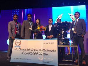 Startup  Thuần Việt đầu tiên vô địch đấu trường khởi nghiệp sáng tạo thế giới