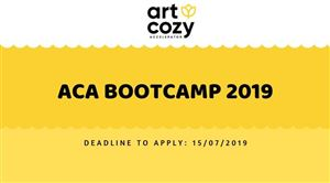 Art Cozy Accelerator tìm kiếm startup tiềm năng tham gia Bootcamp 2019