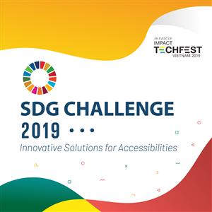 SDG Challenge 2019: Cuộc thi khởi nghiệp đầu tiên về đề tài khuyết tật tại Việt Nam