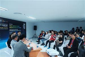 Thị trường, Con người, Sản phẩm công nghệ: Để doanh nghiệp khởi nghiệp sáng tạo là lựa chọn của nhà đầu tư và các chuyên gia quốc tế