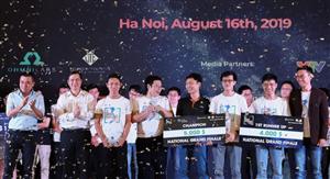 Tổng đài trả lời tự động dùng AI thắng chung kết Hackathon