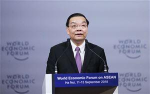 WEF ASEAN 2018 - Diễn đàn mở về khởi nghiệp và sáng tạo trong thời kì 4.0