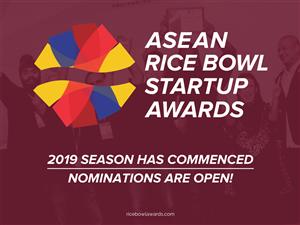 Cơ hội được vinh danh tại Giải thưởng tôn vinh startup đột phá Đông Nam Á - RICE BOWL STARTUP AWARDS