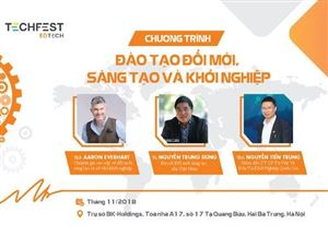 BK-Holdings tổ chức chuỗi chương trình đào tạo về đổi mới, sáng tạo và khởi nghiệp tại Hà Nội