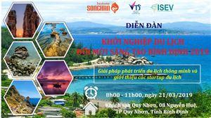 Hội thảo khởi nghiệp du lịch thông minh tỉnh Bình Định năm 2019