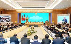 Chính phủ ban hành Nghị quyết 01 năm 2020: 6 trọng tâm điều hành, 10 nhiệm vụ, giải pháp chủ yếu