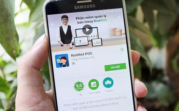 Phần mềm quản lý bán hàng KiotViet sẽ sử dụng nguồn vốn để đầu tư mở rộng thị trường cả nước