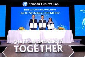 Shinhan Futures Lab Open Innovation Acceleration mùa 3 chính thức khởi động