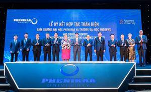 Ra mắt trường Đại học Phenikaa và Quỹ Đổi mới Sáng tạo