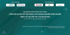 Công bố 03 gói hỗ trợ dành cho startup từ tháng 08/2020