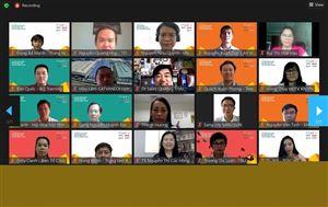 Khóa Đào tạo cố vấn Khởi nghiệp đổi mới sáng tạo tạo tác động xã hội