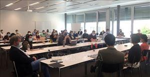 Tọa đàm tại Thụy Sỹ về Không gian đổi mới và khởi nghiệp Việt Nam