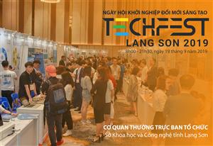 TECHFEST Lạng Sơn 2019