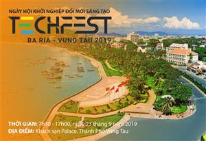 TECHFEST Vũng Tàu 2019