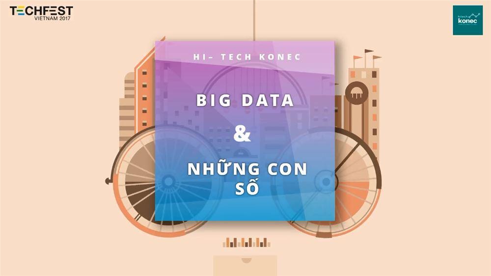 [Hi- Tech Konec] Big Data và Những con số